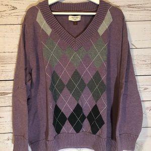 Sonoma V-neck sweater